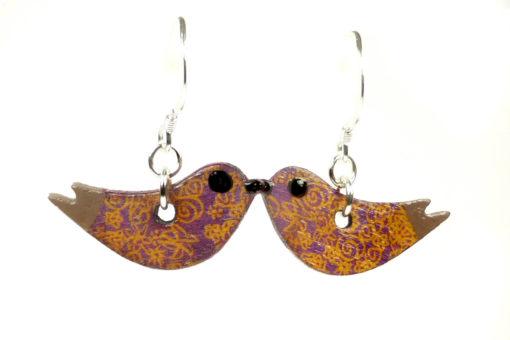 Bird 11 Mini Earrings