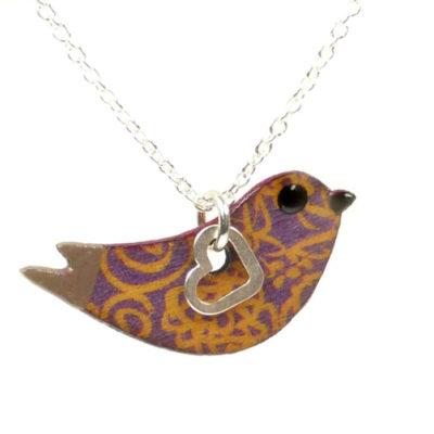 Bird 11 Necklace