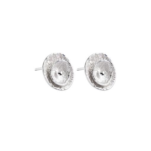 CL296 - Poppy sterling silver studs