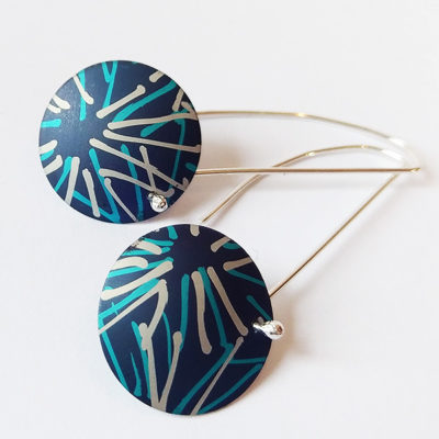 Earrings By Helen Curtis