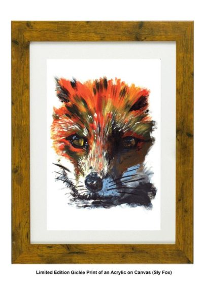 Sly Fox - By Gerald Bright