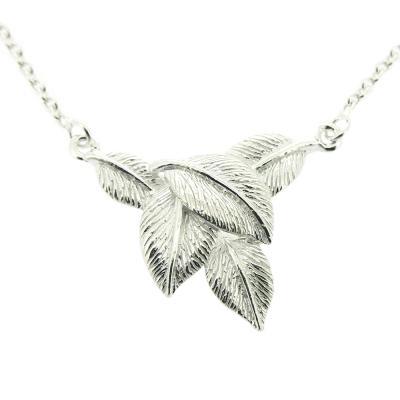 Verdant Leaves Necklace