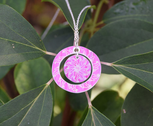 Necklace by Emily Ovens