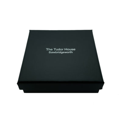 The Tudor House branded gift box
