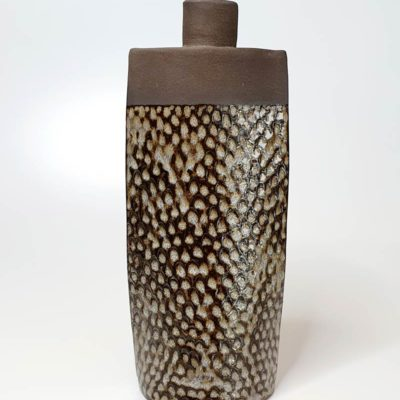 Fish Scale Bud Vase