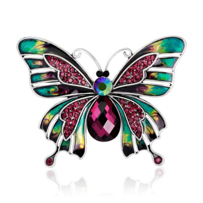 Butterfly Brooch
