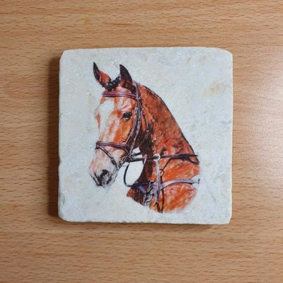 Marble Coaster - Horse