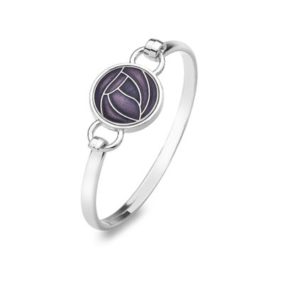 Mackintosh Purple Rose Bangle
