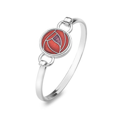 Mackintosh Red Rose Bangle