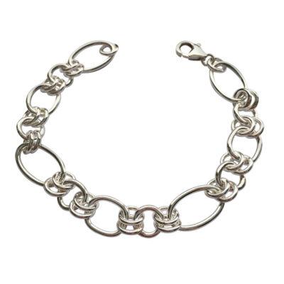 Handmade Sterling Silver Bracelet
