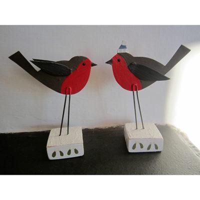 Tabletop Robins