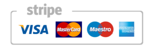 We accept all major credit & debit cards