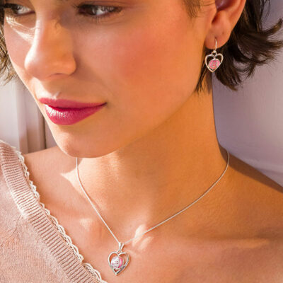 Mackintosh love pendant