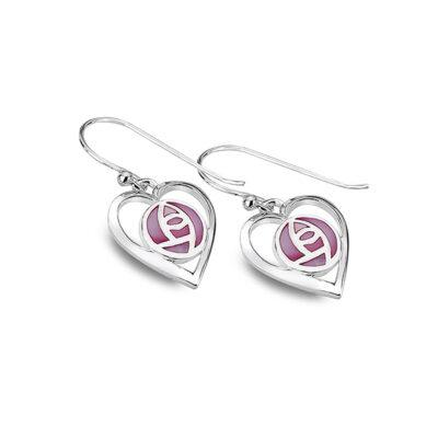 Mackintosh Love Earrings