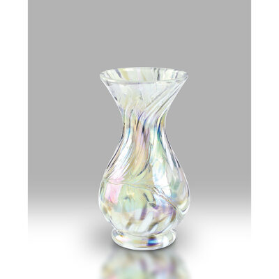 Handmade Friendship Glass Vase