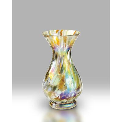 Handmade Friendship Glass Vase